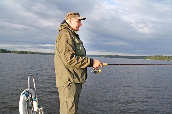 Järvien Syvyyskartat